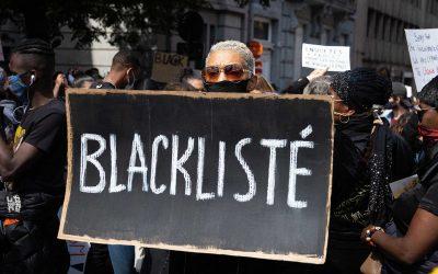 Black Lives Matter Brussels