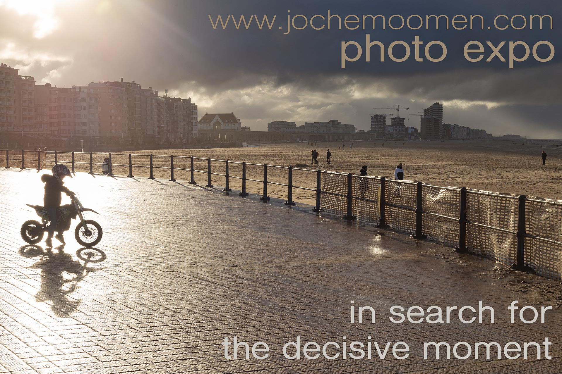 In search of the decisive moment (image: Jochem Oomen)