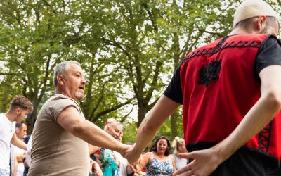 Car free Sunday 2021: Albanian dance event Brussels